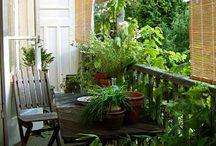 Moodboard balkon
