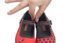 FUNKI GIRLS & WOMEN SHOES / Unique shoes design for the little one