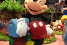 Mickey Mou... / by Amy Jo