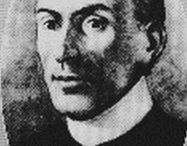 Beato Domenico Lentini / The blessed was born and died in Lauria