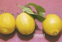 Limoni preparazioni con...