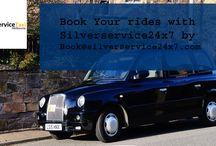 Silver Service Cab Melbourne