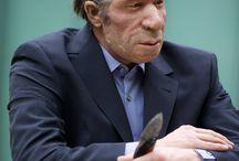 Neanderthal / by Kathy Murphy