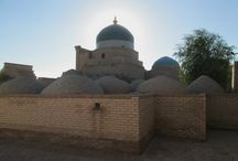 Travel Inspiration: Uzbekistan
