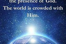 Presence of God / by Courtney Davis