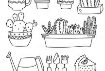 Illustrating & drawing