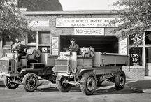 Trucks & Bus & Tankers & Heavy Equipments / by Bertrand Lachèze
