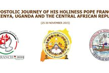 POPE FRANCIS -- KENYA, UGANDA AND THE CENTRAL AFRICAN REPUBLIC