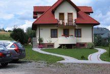 Noclegi Bieszczady - zapraszamy w Bieszczady / Polecamy Państwu wakacje w Bieszczadach, widok z naszego pensjonatu powali na nogi nie jednego turystę. Szukacie dobrych i sprawdzonych noclegów w Bieszczadach zapraszamy serdecznie.