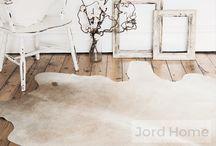Cowhide Rug Interior