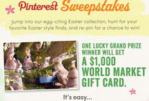 Easter Style Hunt #Worldmarket
