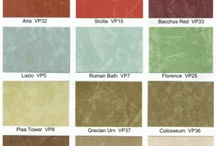 Tuscany paint colors