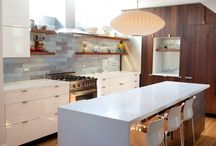 Kitchen Ideas / by Breeanna Schneider