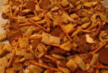 Cookbook: Snacks / by Karen Carpentier
