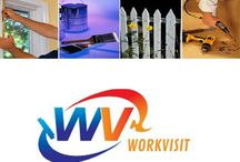 Handyman Services in South East London / Give your property a new lease of life by maintaining it on the regular interval. For a professional property maintenance in South east London, contact WV work visit! Our handyman service is known for hassle free management, punctuality and on-time execution. Visit: http://www.workvisit.co.uk/