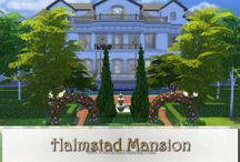 081016 Halmstad Mansion / My latest creation