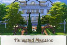081016 Halmstad Mansion / My latest creation