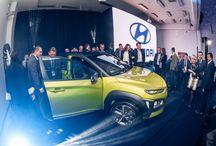 Hyundai Kona premiere