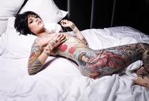 body Artwork / by Emmanuelle Jeanmarie