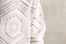 Crochet Bluses