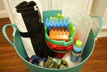 organizing! / by Brooke Thoma