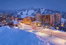 The Best Snow Boarding/Ski Resort Destinations