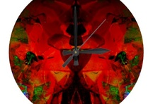 Art clocks buy Valxart or make your own / by Valx Art