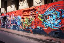 #streetart  ||| COLOMBIA
