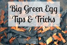 {Big Green Egg} Recipes