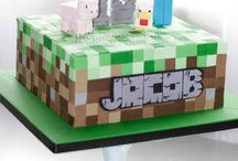 GAMES CAKES