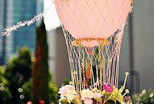 balonowy ślub