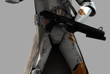 Star Wars troops