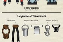 English Gentleman Braces/ Suspenders / Hold those trousers up with your braces/ suspenders