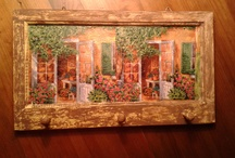DIY- My work - kézműveskedéseim / In this board the works prepared by me can be found (gifts, ornamental pieces, etc.)