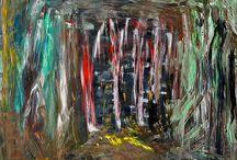 Meine Malerei / Acryl-Malerei + Gouachen – Frank-Michael Preuss, Hannover http://foto-sehen.de/