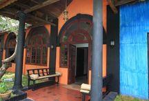 Kerala style houses