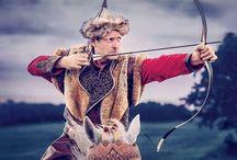 Íjászat/ archery