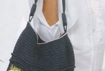 Crochet  : Bags