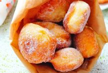beignets frits