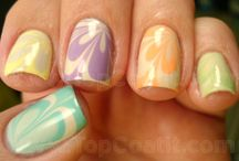 nail art / by April Rosscup