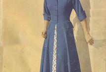 1950: Montgomery Ward Spring/Summer 1950