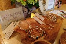 Get Serene Sky here... / Serene Sky jewelry and products are available at these awesome places.
