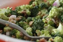 Out of this world Broccoli Salad and other Salads