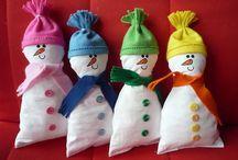 Zima po Vánocích