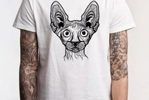 футболки татуировки