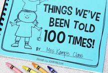 Class book ideas