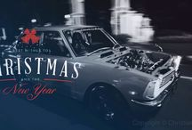 With all Good Wishes for Christmas and the New Year. / Toyota ke20 #indonesia