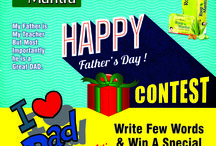Roopmantra Father's Day Contest / #Roopmantra Father's Day Contest  #RoopmantraFathersDay   Participate & Win a Special Gift Hamper.  To be a lucky winner Comment, Like & Share the Contest with Everyone.  The winner will be announced Monday 22nd June 2015 .  www.roopmantra.com Like Us: www.facebook.com/Roopmantra Follow Us:http://bit.ly/1CPmIjs