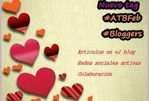 #ATBFeb #Bloggers