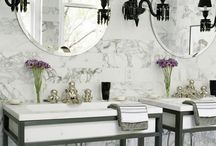 BEAUTIFUL BATH SPACE / by jennifer schoenberger